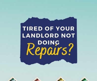 Tired of your Landlord not doing repairs?