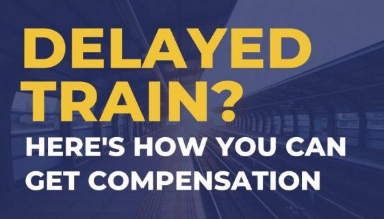 Compensation For Delayed Trains
