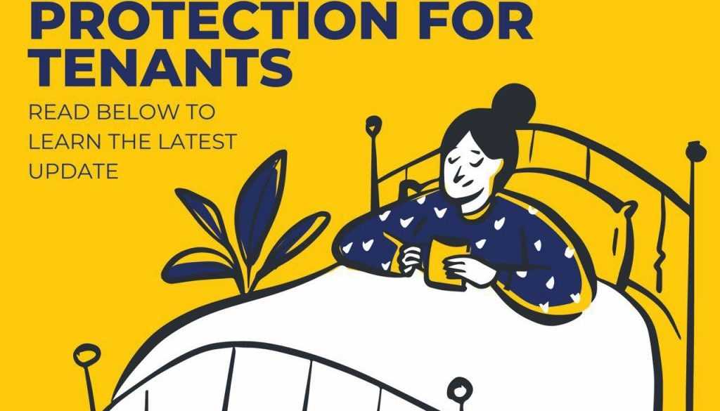 Covid-19: Protection for tenants